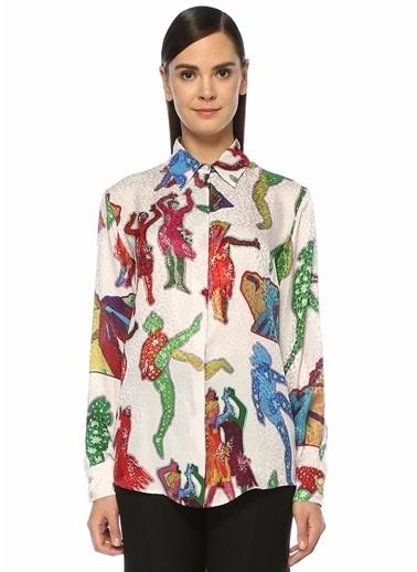 Stella McCartney Gömlek Renkli